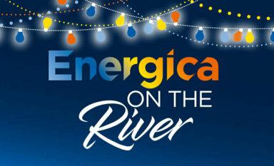 Programma Energica on the river